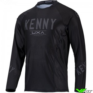 Kenny Titanium 2022 Motocross Jersey - Black