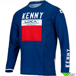 Kenny Titanium 2022 Cross shirt - Patriot