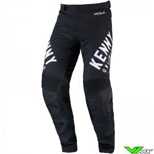 Kenny Performance 2022 Motocross Pants - Black