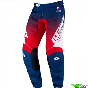 Kenny Track Focus 2022 Motocross Pants - Patriot