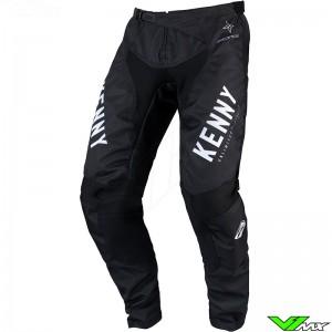 Kenny Track Force 2022 Motocross Pants - Black