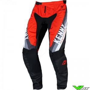 Kenny Track Force 2022 Motocross Pants - Orange