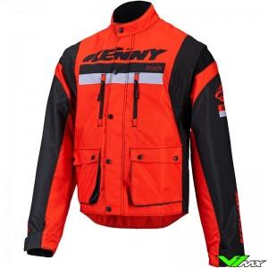 Kenny Track 2022 Enduro Jas - Oranje