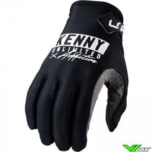 Kenny Up 2022 Motocross Gloves - Black