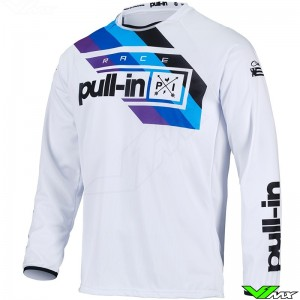Pull In Challenger Race 2022 Cross shirt - Wit