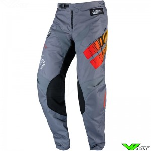 Pull In Challenger Master 2022 Youth Motocross Pants - Grey / Orange
