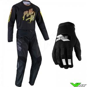 Pull In Challenger Original 2022 Motocross Gear Combo - Flash