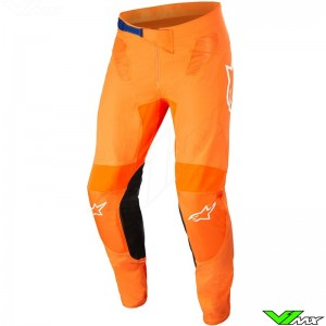 Alpinestars Supertech Foster 2022 Motocross Pants - Orange