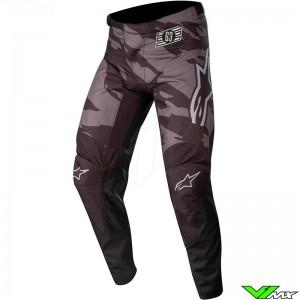 Alpinestars Racer Tactical 2022 Motocross Pants - Black / Grey / Camo