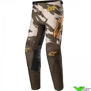 Alpinestars Racer Tactical 2022 Motocross Pants - Sand / Camo