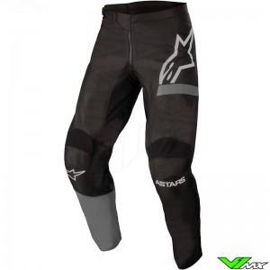 Alpinestars Racer Graphite 2022 Youth Motocross Pants - Black / Grey