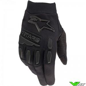 Alpinestars Full Bore 2022 Motocross Gloves - Black