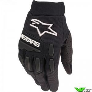 Alpinestars Full Bore Stella 2022 Women Motocross Gloves - Black