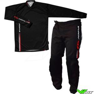 Jopa Tribute 2021 Motocross Gear Combo - Black