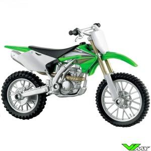 Scale Model 1:18 - Kawasaki Dirt Bike