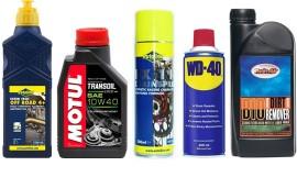 Olie en Smeermiddelen