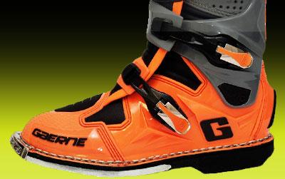 Gaerne SG12 toe box