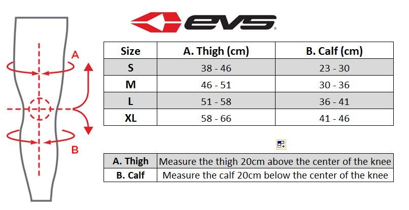 Mx Knee Braces >> EVS RS9 Knee Brace Right - V1mx