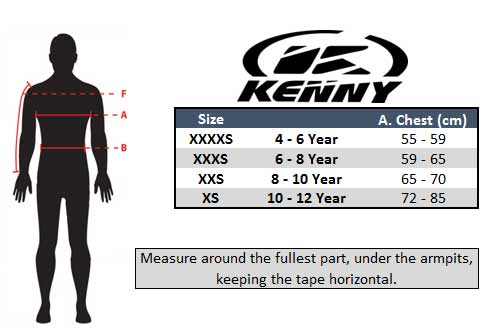 Kenny Performance + Youth Protection Jacket