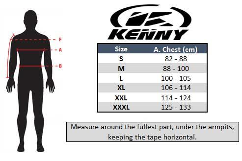 Kenny Hexa Protection Jacket