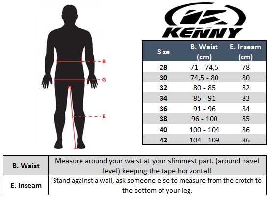 Kenny MX Pants